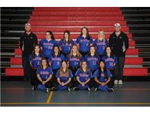 2018 JV Softball Team