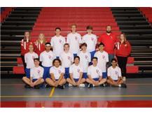 2018 Varsity Tennis Team