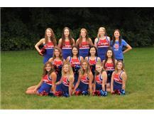 2018 Varsity Dance Team