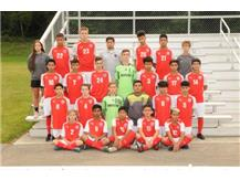 2018 F-S Boys Soccer Team