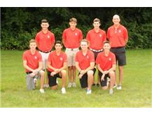 2018 Varsity Boys Golf Team