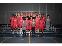2018-2019 Varsity Boys Basketball Team