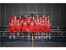 2018-2019 Freshmen Boys Basketball Team