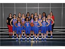 2018-2019 Varsity Girls Basketball Team