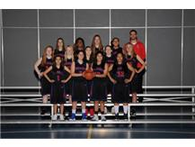 2018-2019 JV Girls Basketball Team