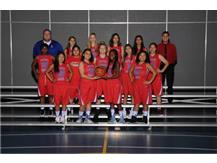 2018-2019 F-S Girls Basketball Team