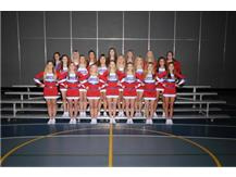 2018-2019 Varsity Competitive Cheer Team