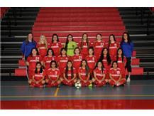 2019 JV Soccer Team