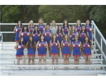 2019 JV Cheerleading