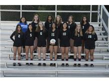 2019 Sophomore Volleyball