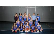 2019-2020 JV Girls Basketball