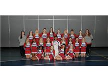 2019-2020 Varsity Competitive Cheer