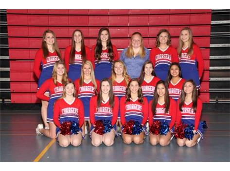 2015-2016 Varsity Competitive Dance Team