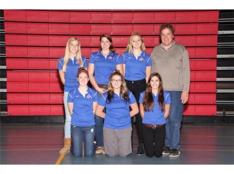 2015-2016 Varsity Bowling Team