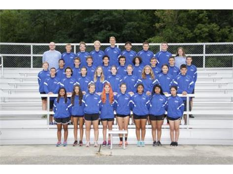 2016-2017 Cross Country Team