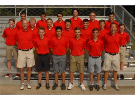2017 Boys Golf Team