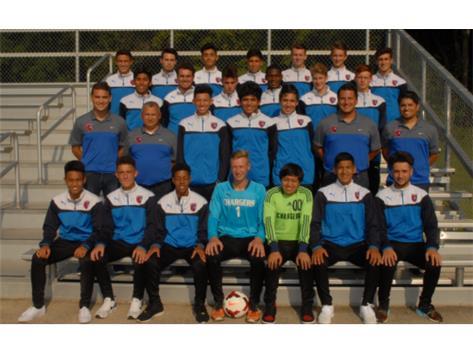 2017 Varsity Soccer Team