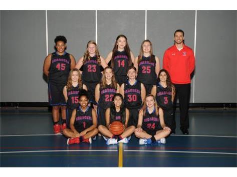 2017-2018 JV Girls Basketball Team