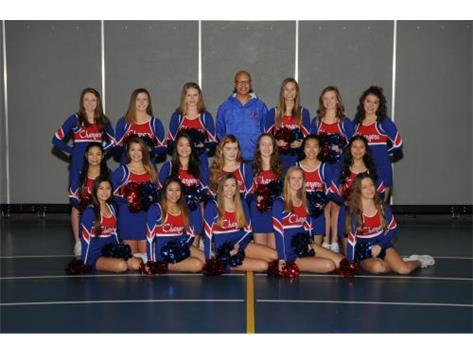 2017-2018 Competitive Dance Team