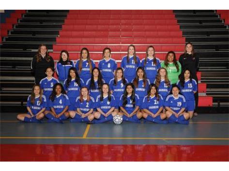 2018 JV Soccer Team