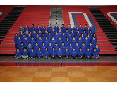 2018 Boys Track Program
