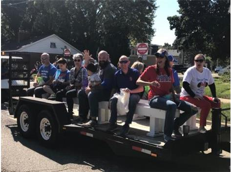 2018 Homecoming Parade - Admin Team