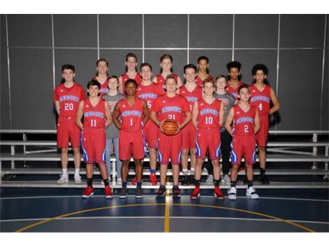 2018-2019 JV Boys Basketball Team