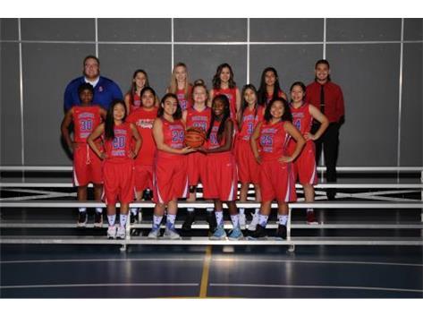 2018-2019 F-S Girls Basketball Team