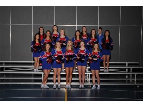 2018-2019 Varsity Competitive Dance Team