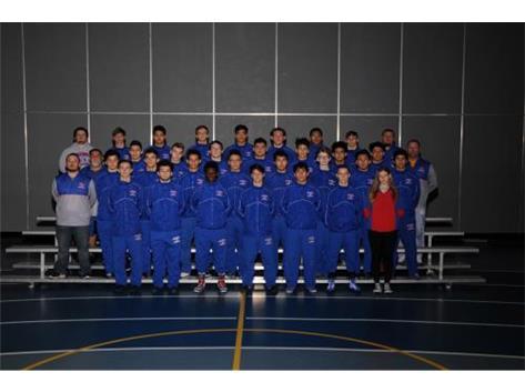 2018-2019 Varsity Wrestling Team