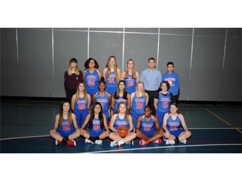 2019-2020 JV Girls Basketball