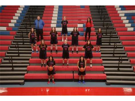 2021 Frosh Girls Basketball Team