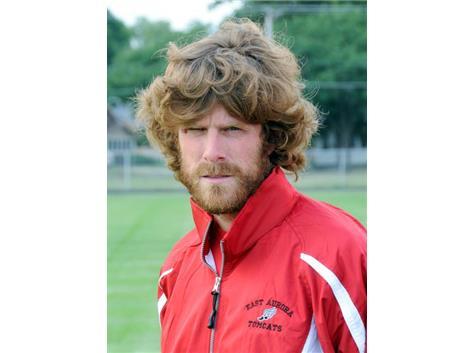 Shane Gillespie - Head Cross Country Coach