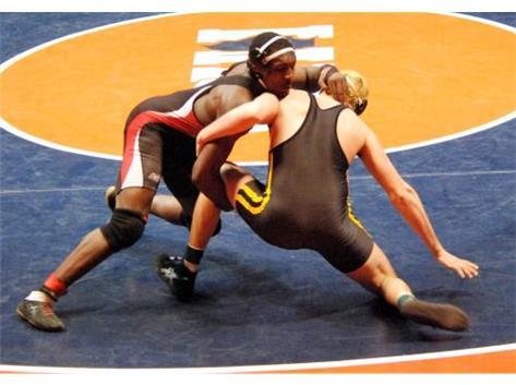 195 lb. Championship Match