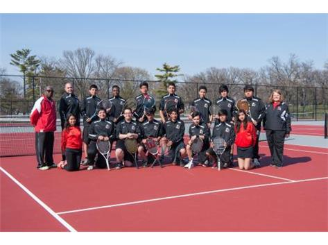 JV Tennis 2016