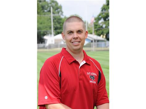 Boys Soccer Head Coach - Nathan Parry
