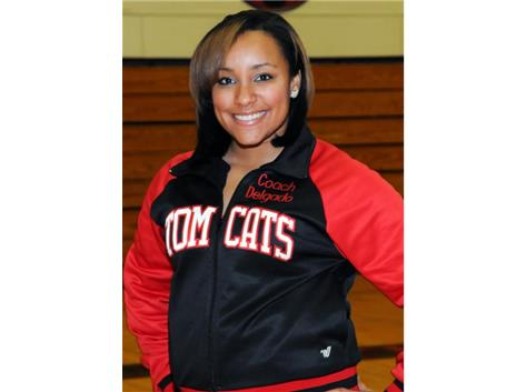 Head Cheer Coach - Yanil Delgado