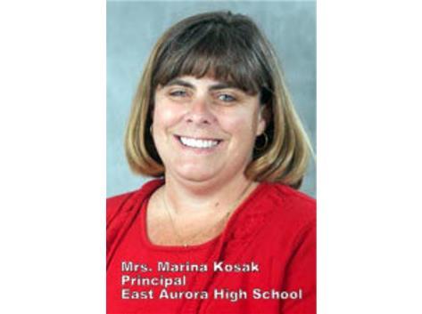 Welcome Principal Kosak