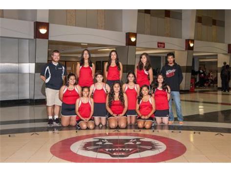 Varsity Girls Tennis 2016
