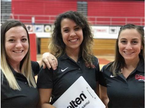 Coach Warren, Coach Kruel, Coach Nenni