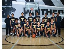 Sophomore Boys Basketball 2016-17