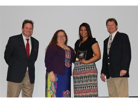 """Panther Award"" Winner - Deborah Cunningham"