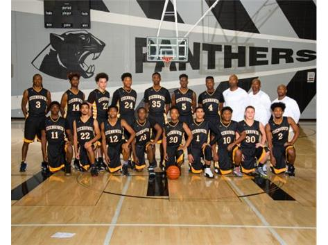 Boys Varsity Basketball 2015-16