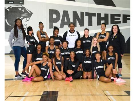 Varsity Girls Track & Field 2016