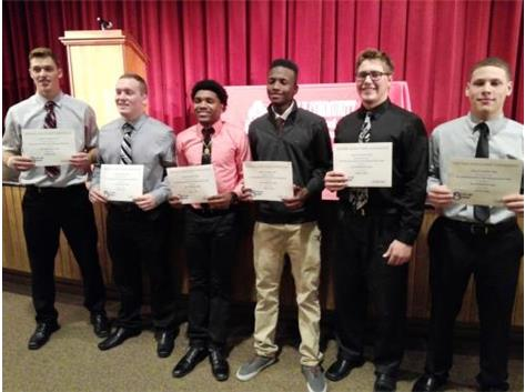 CS8 All-Conference Football 2015