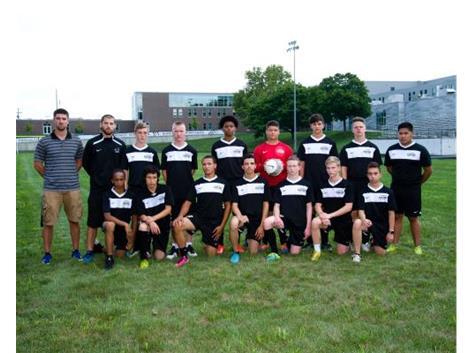 Boys Varsity Soccer 2016