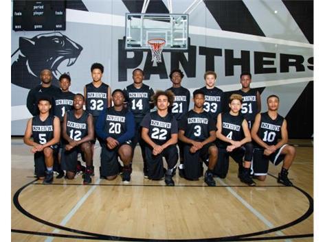 Freshmen Boys Basketball 2016-17