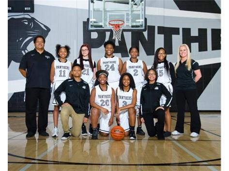 Sophomore Girls Basketball 2016-17