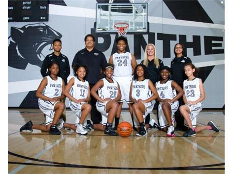 Freshmen Girls Basketball 2016-17