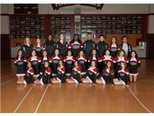 2016-2017 Competitive Cheer Team